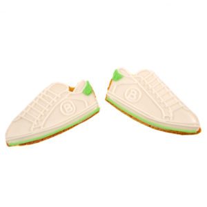 Classic Sports Trainers Biscuit Card