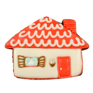Happy House Biscuit Card